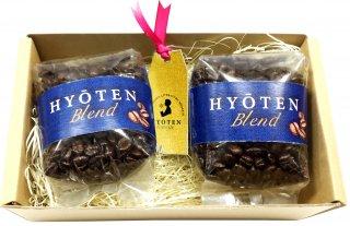 HC-003 コーヒーギフト 氷点ブレンド(豆)100g 2個入