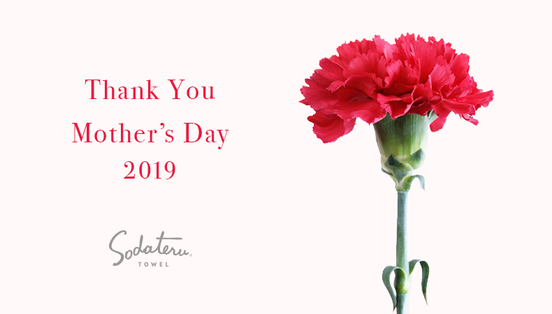Thank You Mother's Day -母の日特集-