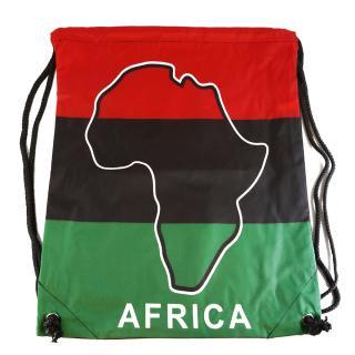 アフロ アフリカ ナップサック