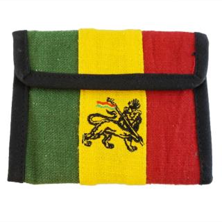 ヘンプラスタカラーライオン財布