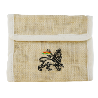 ヘンプラスタライオン財布(ナチュラル)