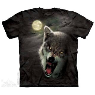 ナイトブリード Tシャツ (オオカミ)