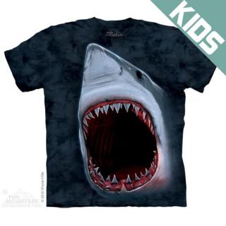 シャークバイト キッズTシャツ (サメ)