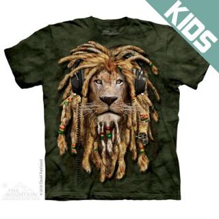 DJジャーマン キッズTシャツ (ライオン)