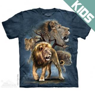 ライオンカレッジ キッズTシャツ (ライオン)