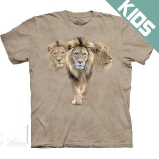 ライオンパック キッズTシャツ (ライオン)