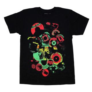 ヴァイナルルーラーリミックス Tシャツ