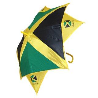 ジャマイカ 国旗柄 傘