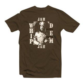 デニス・ブラウン Tシャツ(茶)