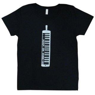 メロディカ レディース Tシャツ 黒