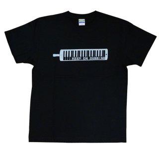 メロディカ Tシャツ 黒