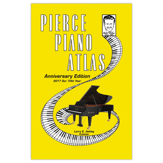 <img class='new_mark_img1' src='https://img.shop-pro.jp/img/new/icons55.gif' style='border:none;display:inline;margin:0px;padding:0px;width:auto;' />PIERCE PIANO ATLAS(ピアースピアノアトラス)