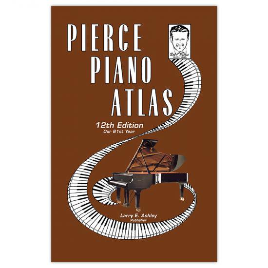 PIERCE PIANO ATLAS�ʥԥ������ԥ��Υ��ȥ饹��