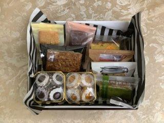 焼き菓子詰め合わせ3400円