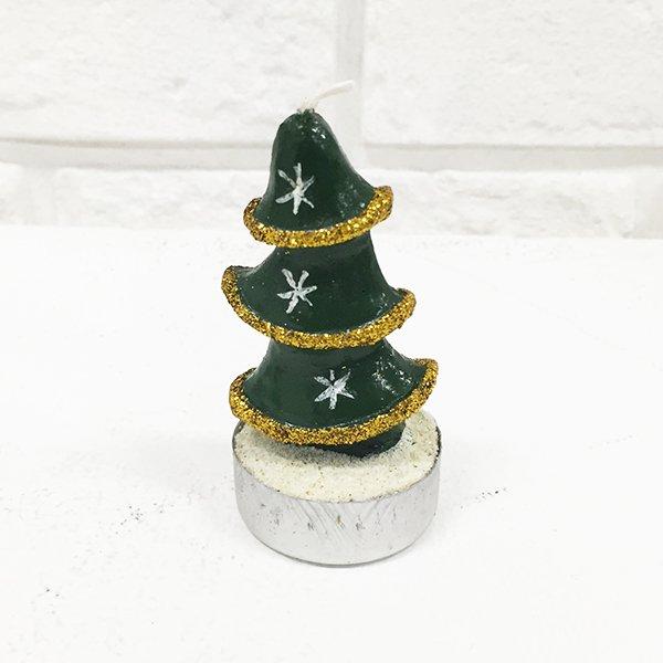 【ティーライトキャンドル】クリスマスツリー broste(ブロステ)