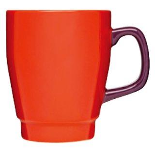 【取扱い終了】【訳あり30%OFFSALE】【マグカップ】sagaform(サガフォルム) POP mug red/plum