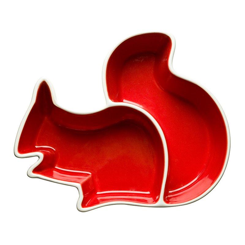 【ボウル】sagaform(サガフォルム) アニマルボウル Squirrel リス