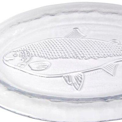 【お皿】 muurla(ムールラ)  フィッシュプレート33cm