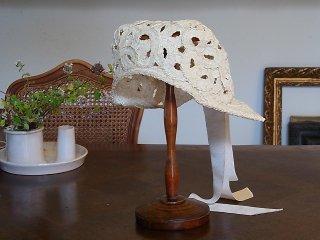 アールデコの小さなお洒落帽子
