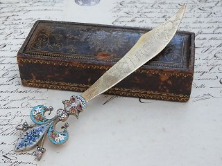 Firenze銘のペーパーナイフ