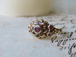 18世紀末のトスカーナの婚約指輪