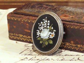 『白い花束』フローレンスモザイク