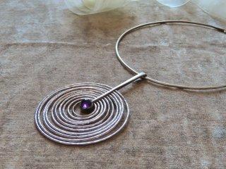 G・ジェンセンの波紋ネックリング