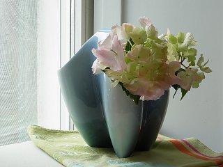 イタリアモダンな50年代の花瓶