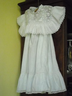 Bambinaの飾り襟&Jスカート