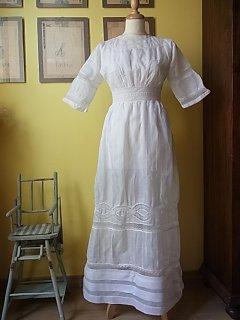リバティ時代のオーガンジードレス