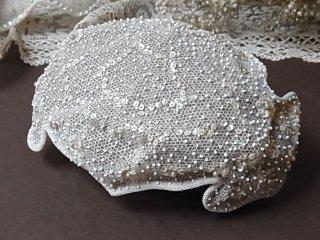 ヴィンテージの花嫁の帽子 B