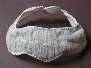 ヴィンテージの花嫁の帽子 C