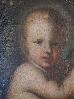 17-18世紀初頭の幼子イエスさま