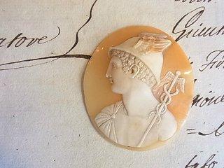 19世紀のヘルメス・カメオルース