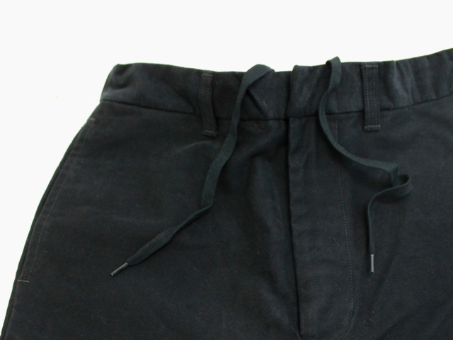 A VONTADE (アボンタージ) Cotton Melton Easy Trousers VTD-0395-PT