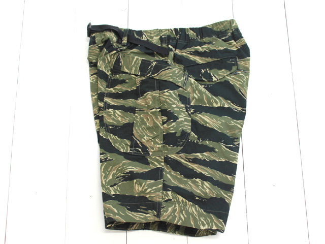 A VONTADE (アボンタージ) Fatigue Shorts -TIGER CAMO- (VTD-0357-PT)