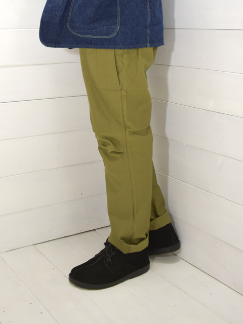 A VONTADE (アボンタージ) <br>Fatigue Trousers -Back Sateen- (VTD-0430-PT)  カーゴパンツ