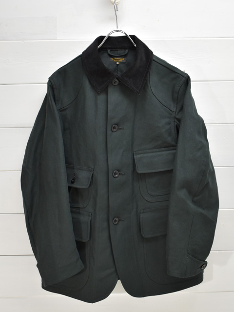 A VONTADE (アボンタージ)<br>Old Hunting Jacket (VTD-0422-JK) ハンティングジャケット