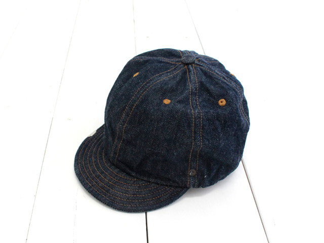 DECHO×ANACHRONORM DENIM BALL CAP