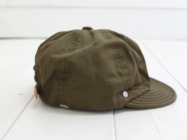 DECHO(デコー) BALL CAP BUCKLE - VENTILE - (D-11)