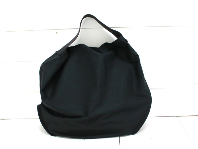 HERVIER PRODUCTIONS S.A.(エルヴィエ・プロダクションズS.A.) OVAL TOTE BAG / BIG