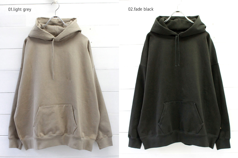 kaptain sunshine Stretch Sweat P/O Hoody フードパーカー
