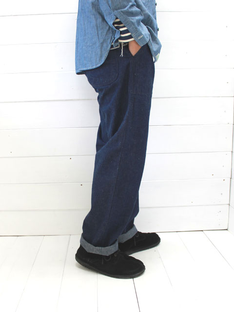 orslow US NAVY DENIM PANTS (01-5130-81)
