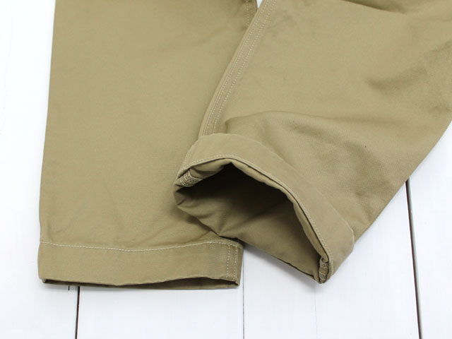 orslow オアスロウ BILLY JEAN KHAKI 01-5560-40