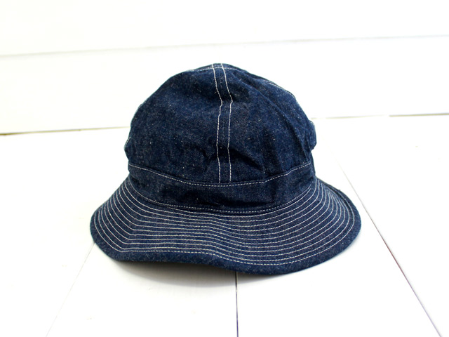 orslow (オアスロウ) US NAVY HAT UNISEX DENIM (03-001)