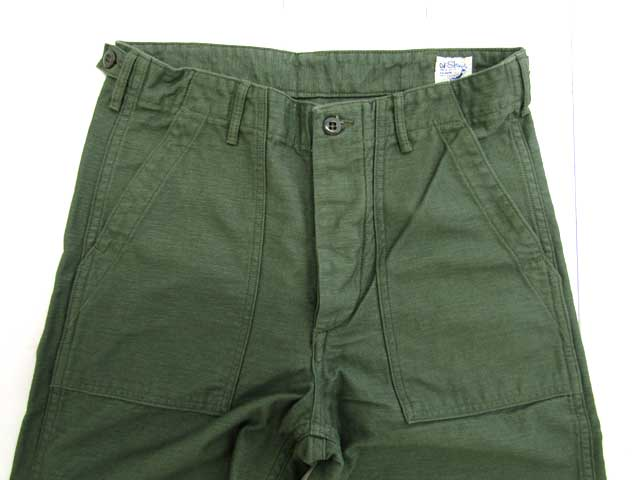 orslow (オアスロウ) US ARMY FATIGUE PANTS MEN'S (01-5002)