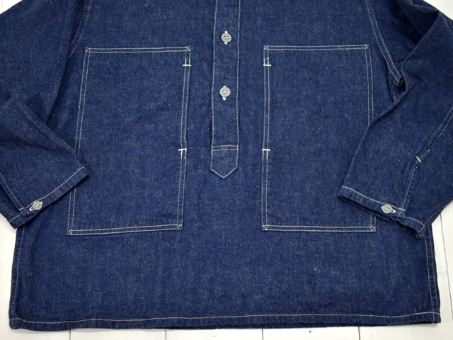 orslow (オアスロウ) PW PULLOVER SHIRT JACKET ONE WASH (03-8041-81)US ARMY シャツジャケ