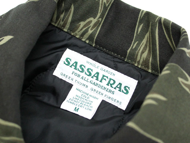 SASSAFRAS GREEN THUMB JACKET+ TWILL SF-171258