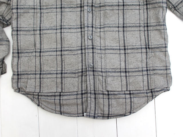 SASSAFRAS FEEL SUN HALF + HERRINGBONE FLANNEL SF-171263