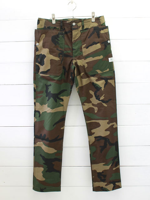 SASSAFRAS(ササフラス) FALL LEAF SPRAYER PANTS
